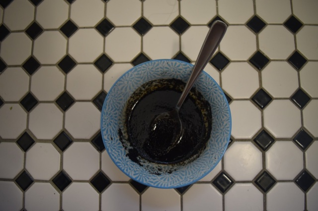 DIY Frank's Cofee Scrub - TheCraftyMann.Blogspot.ca