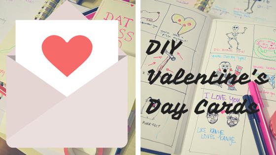 DIY Valentine's Day Cards - TheCraftyMann.Blogspot.Ca
