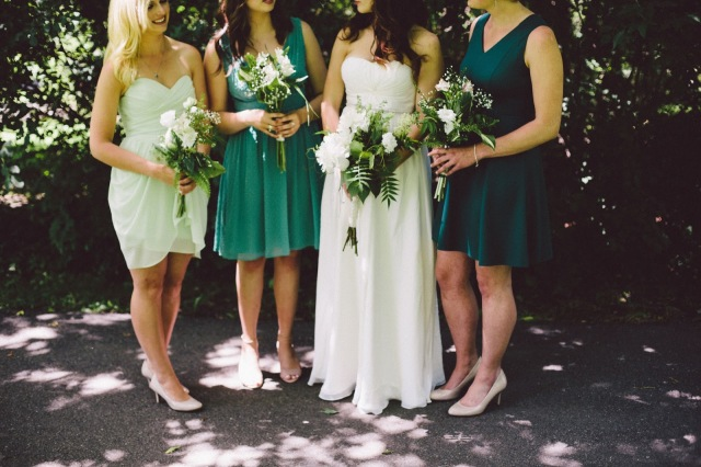 Choosing Bridesmaid Outfits - TheCraftyMann.Blogspot.ca