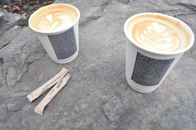 Spring Afternoon and Sorry Coffee Co. - TheCraftyMann.Blogspot.ca