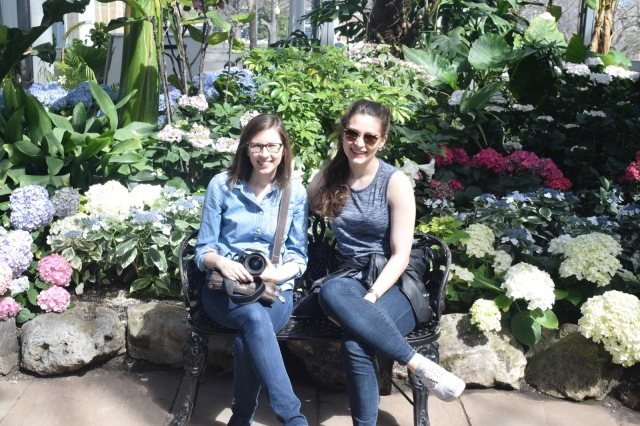 Allan Gardens with Ryan and Deanna - TheCraftyMann.Blogspot.Ca