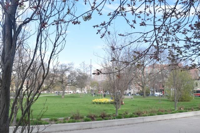 Nadege Toronto & Trinity Bellwoods Park