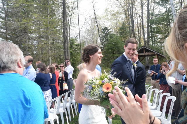 A Wedding at Camp - JanessaMann.Com