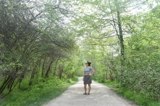 A Walk in Cedarvale Ravine - JanessaMann.Com