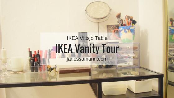 Vanity Tour - JanessaMann.Com
