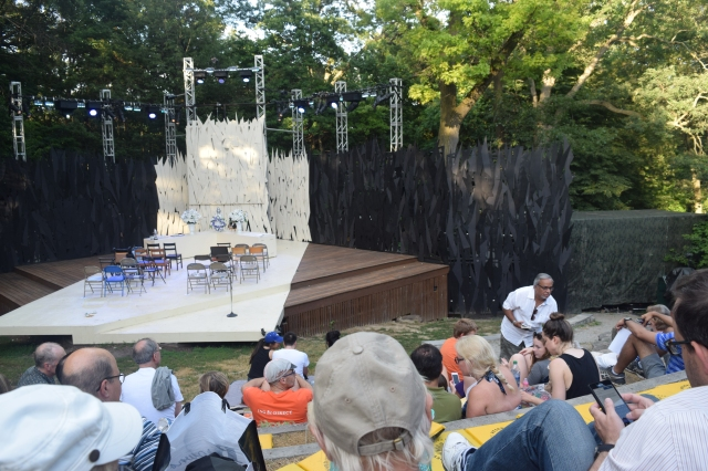 Shakespeare in High Park - JanessaMann.Com