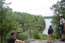 Camping at Silent Lake - JanessaMann.Com