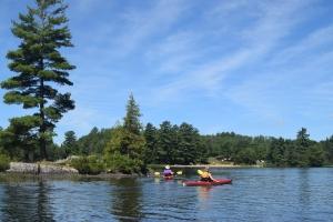 Camping at Silent Lake - JanessaMann.Com