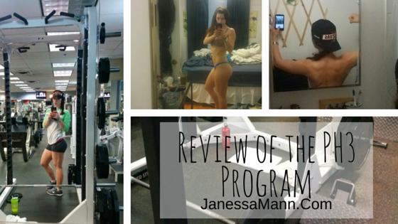Review of the PH3 Program - JanessaMann.Com