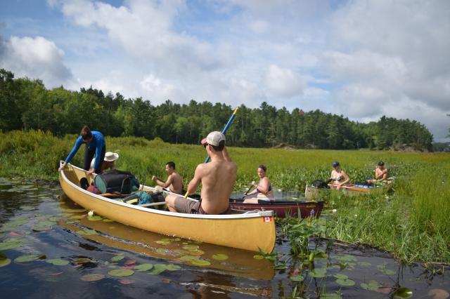 Killarney Canoe Trip - JanessaMann.Com