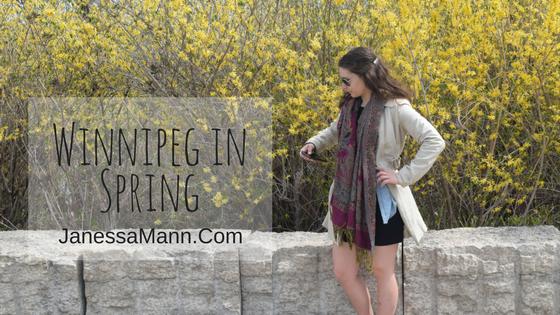 Winnipeg in Spring - JanessaMann.Com