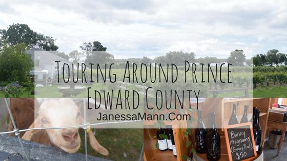Prince Edward County - JanessaMann.Com